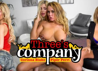 Three's Company VR Porn
