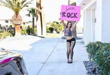 Rachel Starr In Rock Starr VR Porn