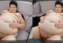 Sex With 375 lbs Wife